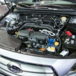 2015 Subaru Legacy Engine