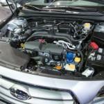 2015 Subaru Legacy Engine