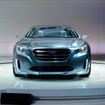 2015 Subaru Legacy Facelift