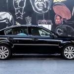 2015 Subaru Legacy Limited Black