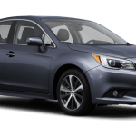 2015 Subaru Legacy Limited Carbide Gray
