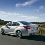 2015 Subaru Legacy Limited Wallpaper