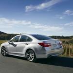 2015 Subaru Legacy Limited Wallpaper