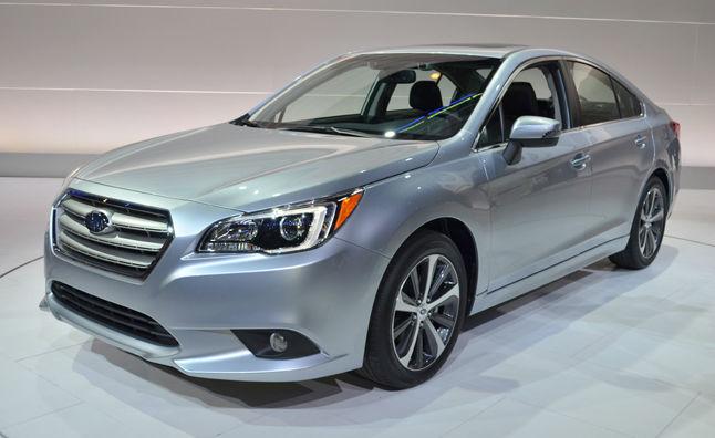 2015 Subaru Legacy Limited