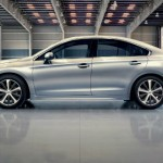 2015 Subaru Legacy Silver