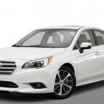 2015 Subaru Legacy White