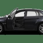 2015 Subaru WRX Black