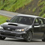 2015 Subaru WRX Hatchback Black
