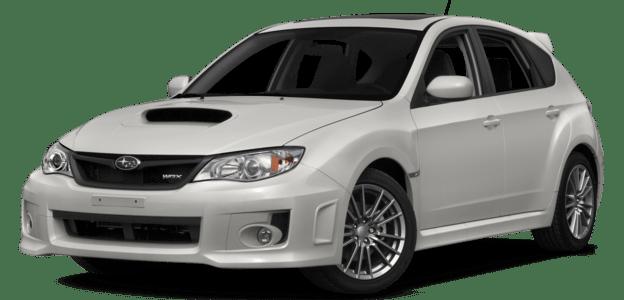 2015 Subaru WRX Hatchback