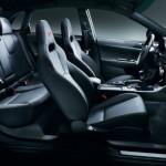 2015 Subaru WRX Inside