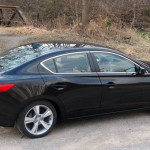 2015 Acura ILX Black