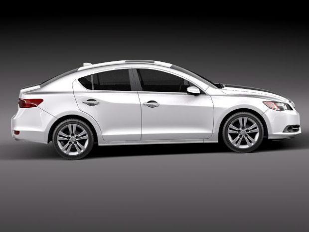 2015 Acura ILX Dynamic