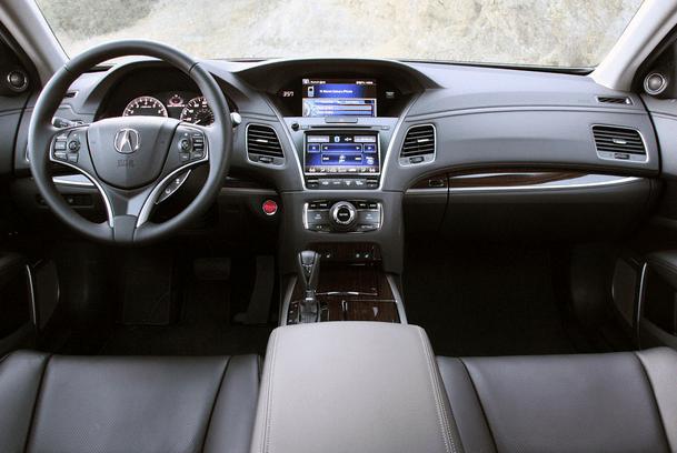 2015 Acura ILX Interior