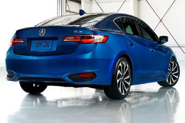 2015 Acura ILX Type S