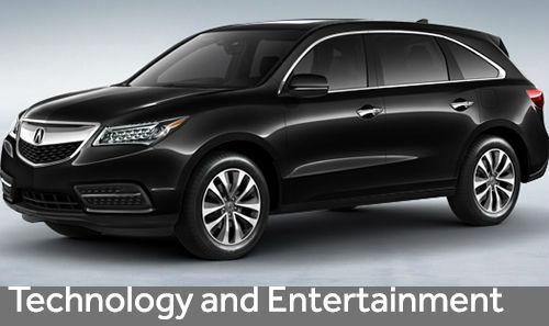 2015 Acura MDX 3.5L Black2015 Acura MDX 3.5L Black