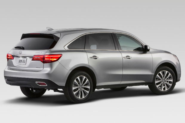 2015 Acura MDX 3.5L Technology Package