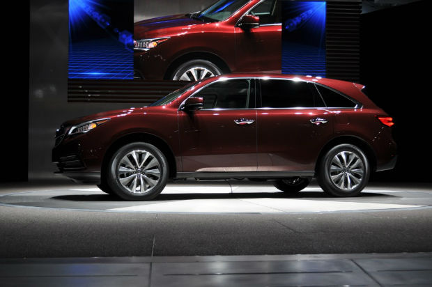2015 Acura MDX Colors