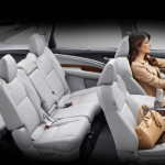 2015 Acura MDX Inside