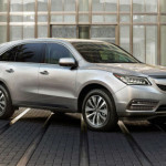 2015 Acura MDX Wallpaper