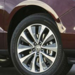 2015 Acura MDX Wheels