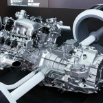 2015 Acura NSX Engine