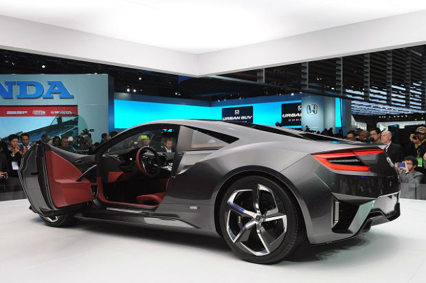 2015 Acura NSX For Sale
