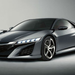 2015 Acura NSX Wallpaper