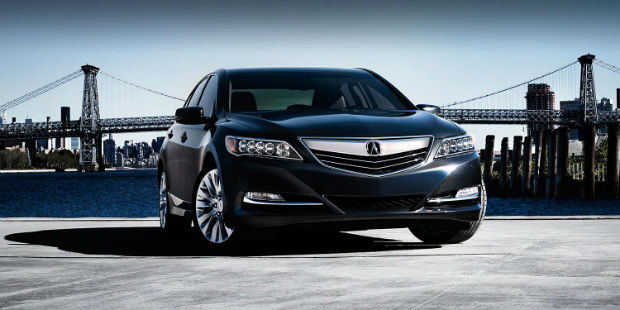 2015 Acura RDX with Advance Package