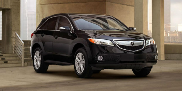 2015 Acura RDX with Technology Package