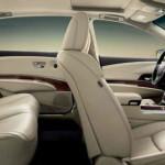 2015 Acura RLX Inside