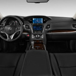 2015 Acura RLX Interior
