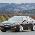 2015 Acura RLX MSRP