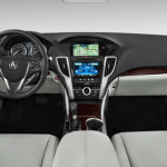 2015 Acura TL Interior