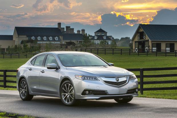 Acura Tl 2016 Price >> 2015 Acura TL Prototype | Top Auto Magazine