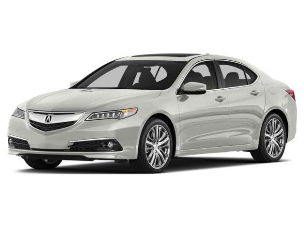 2015 Acura TL Silver