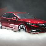 2015 Acura TL Spy Photos