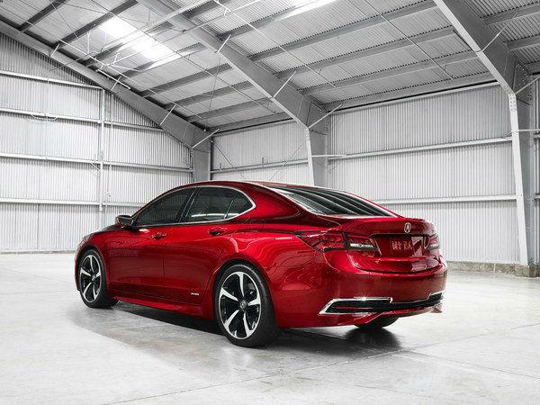2015 Acura TL Type S Specs