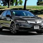 2015 Acura TLX Black