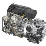 2015 Acura TLX Engine