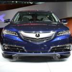 2015 Acura TLX Facelift