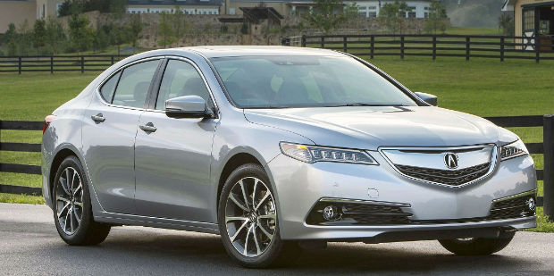 2015 Acura TLX Wallpaper