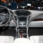 2015 Acura TSX Interior