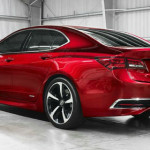 2015 Acura TSX (Red)