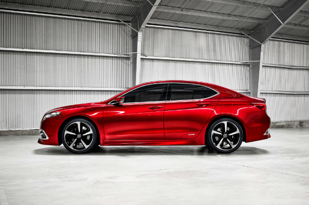 2015 Acura TSX Release