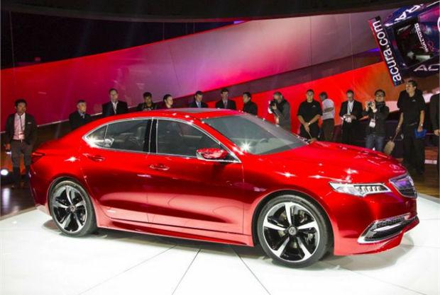 2015 Acura TSX Sedan