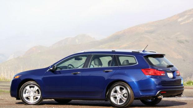 2015 Acura TSX Wagon | Top Auto Magazine