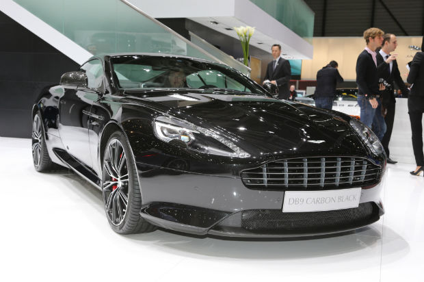 2015 Aston Martin DB9 Carbon