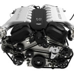 2015 Aston Martin DB9 Engine