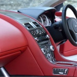 2015 Aston Martin DB9 Interior