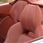 2015 Aston Martin DB9 Seats